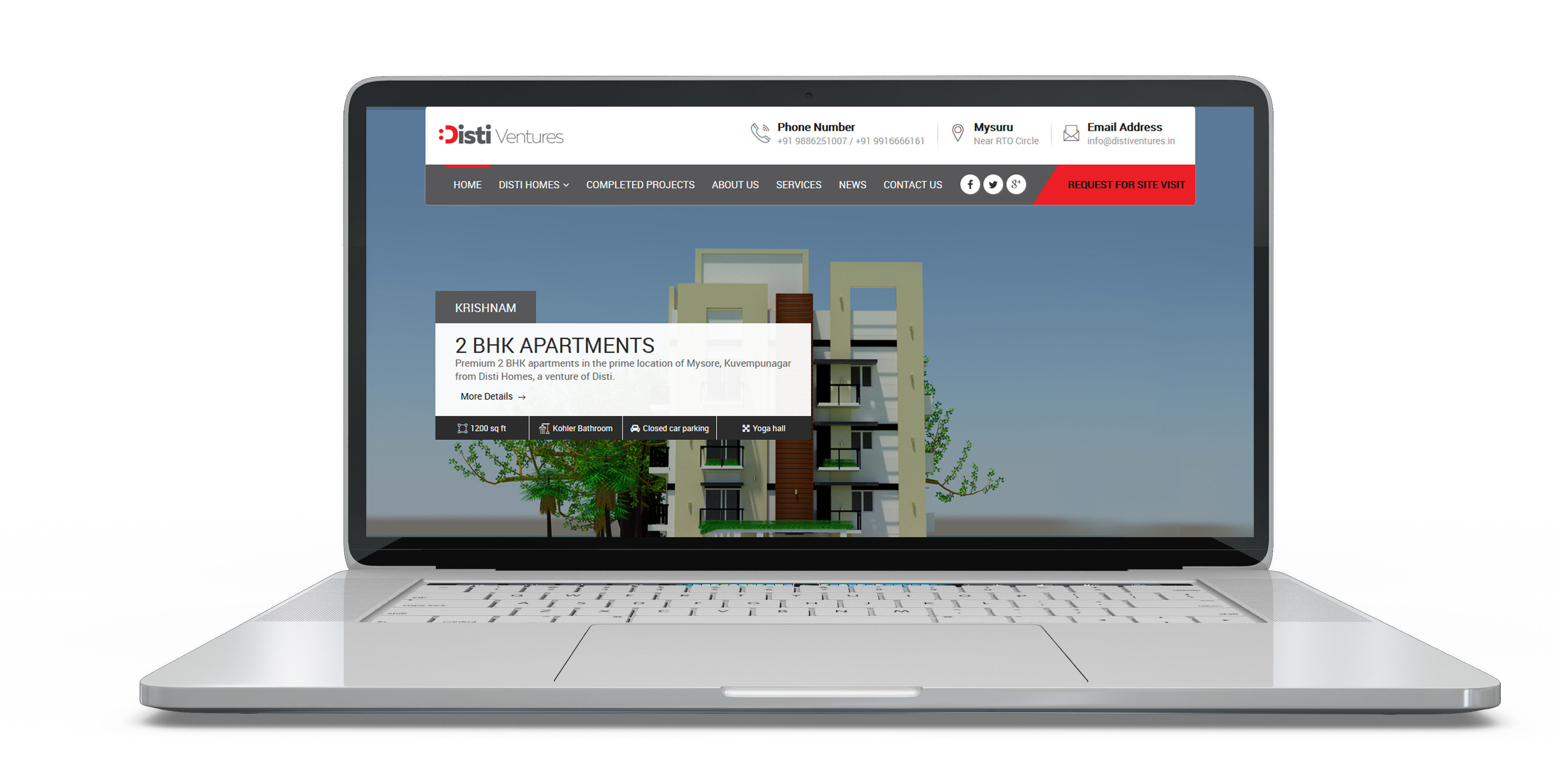 Crisant Technologies_portfolio_disti_desktop_mockup
